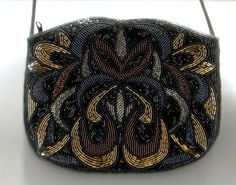 beaded art deco bags - Google Search