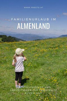 Klettern, Wandern, die Natur entdecken, oder einfach nur am Spielplatz toben. Im steirischen #Almenland gibt es tolle und vielfältige #Freizeitangebote für #Familien. Die Region eignet sich ideal für eine kurze Auszeit vom Alltag, für unvergessliche Sommertage, aber auch kürzere #Ausflüge und Wanderungen mit #Kindern. Mountains, Nature, Travel, Short Breaks, Summer Days, Family Activity Holidays, Climbing, Playground, Road Trip Destinations