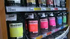 Abstract Colori acrilici fluorescenti multi supporto Heavi-Body #THISISABSTRACT  Innovative acrylic Sennelier #MADEINFRANCE  Vieni a scoprire la gamma completa  #acrylic #color #acrilico #fineart #design #school #hobby #decoration #colorfull #fluo #fluorescent