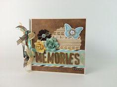 Kit Mini álbum de recortes o predefinidos Photo por ArtsyAlbums