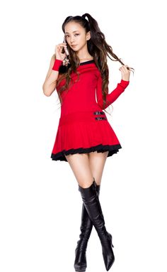 Asian Woman, Asian Girl, Fashion Beauty, Womens Fashion, Beautiful Girl Image, Sexy Stockings, Dress With Boots, Fashion Fabric, Cute Woman