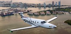 The Pilatus PC-12 is a single engine turboprop with the abilities of a private jet... and so much more.