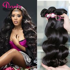 8A Peruvian Virgin Hair Body Wave 4 Bundle Deals Queen Hair Products Unprocessed Beauty Human Hair Weave Peruvian Body Wave 100G