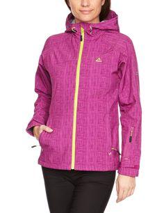 Dare 2b Women's Under Cover Softshell Jacket - Magenta, Size 8: Amazon.co.uk: Sports & Outdoors