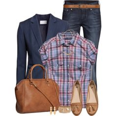 """H&M"" by immacherry on Polyvore"