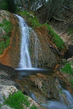 Bellyache Springs on Hwy Los Padres National Forest, just before Rose Valley, Ojai, Ventura, California by jdmuth California Attractions, Visit California, Ventura California, California Travel, Southern California, Los Padres National Forest, Sequoia National Park, National Parks, Landscape Photography