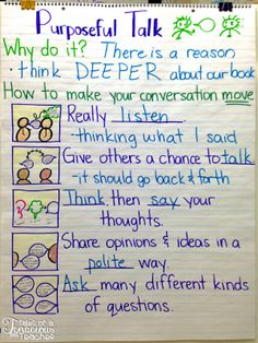 First grade anchor chart questioning sexual orientation