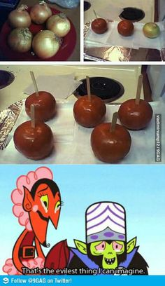 OMGOSH this is sooo evil but good to know:)