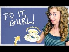 Do It, Gurl - DIY Candle In A Tea Cup