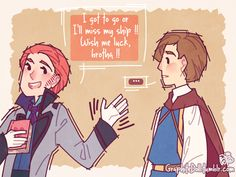 Hans gets brotips on girls (13/15 graphitedoll.tumblr)