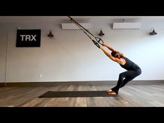 TRX Live | Yoga Flow | Krystal Say - YouTube