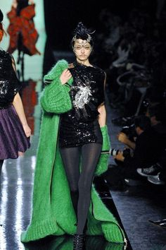 love this sweater: Jean Paul Gaultier Fall 2007