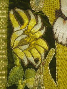Detail of Chasuble, G. F. Bodley, 1882 (Hoare Gallery, Liverpool)