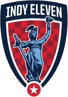 Indy Eleven  Primary Logo (2014) -