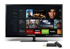 Amazon introduces its set-top box -- Fire TV