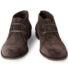 Bottega VenetaSuede Desert Boots