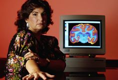 Candace Pert: Pert is a noted neuroscientist who discovered the opiate receptor in the brain. (Photo Credit: Claudio Edinger/CORBIS)