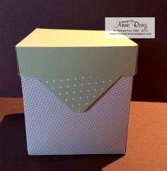 Infopost - Kreativ mit Stempel!: Envelope Punch Board - Box groß und hoch...