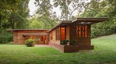 Pope-Leighey House, the Frank Lloyd Wright-designed Usonian house in Alexandria, Virginia how to build a website step by step Frank Loyd Wright Houses, Frank Lloyd Wright Style, Usonian House, Mid Century House, Bauhaus, Modern Architecture, Cottage, House Design, Alexandria Virginia