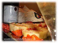 Federico II Genuine Italian Experience: Rotolo di pasta fresca con ripieno di mozzarella e prosciutto