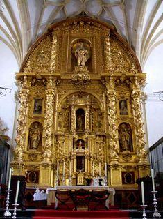 Baeza - Catedral, interior 11 - Catedral de la Natividad de Nuestra Señora de…