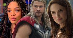 Thor 3 Casts Tessa Thompson As Love Interest; Natalie Portman Not Returning