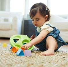 The week is over! Finally some play time with our ecological Green Toys!!
