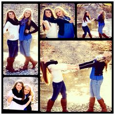 Bestfriend photoshoot! @Ranee Steagall how fun would something like this be?