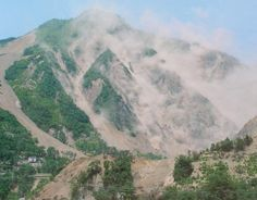 The Wenchuan earthquake, five years on....