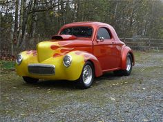 1941 Willys Americar Custom 2-DR Coupe ★。☆。JpM ENTERTAINMENT ☆。★。