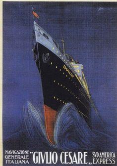 Giulio Cesare Boat