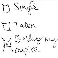 ☑️Building My Empire