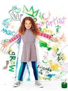 The top 5 ways to get your child's creative juices flowing!
