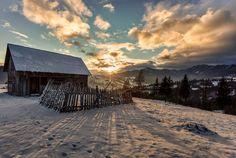 Winter in Bucovina, Romania (by Marius Petric)