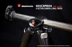 Manfrotto 055CXPRO4  Q90 system: http://tazintosh.com #FocusedOn #Photo #missing value