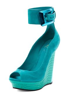 B Brian Atwood Alouette Wedge High Heel on HauteLook $194.00
