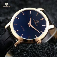 shop đồng hồ nam đẹp: Đồng hồ nam chính hãng Vinoce V3268