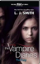 Book 3 of the first Vampire Diaries trilogy