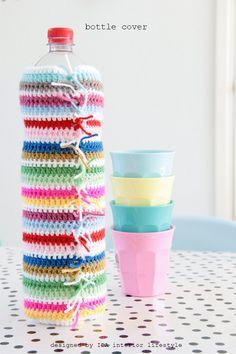 IDA interior lifestyle: Five crochet patterns from my Etsy shop