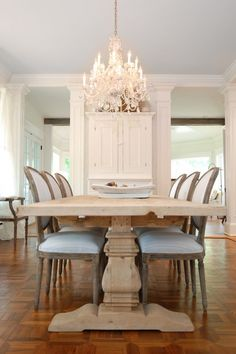 pretty much identical to our dining room- and it's my favorite room in the house :)