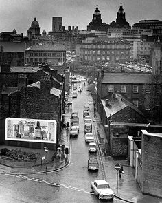 1970's Liverpool by Barry Grayson, via Flickr