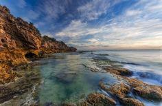 Wybrzeże, Morze, Brzeg, Kamienie, Skały