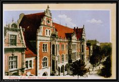 Bytom dawniej... na starych fotografiach. - Fotoblog herta1970.flog.pl Poland, Places, Fotografia, Polish, Lugares