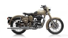 Royal Enfield 2016 Classic 500 Motorcycle Desert Storm - Penrith Motorcycle…