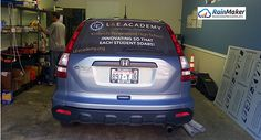 New rear window graphics for L&E Academy RainMaker-Signs-Rear-Window-Graphics http://www.rainmakersigns.com/portfolios/school-car-rear-window-graphics-kirkland-wa
