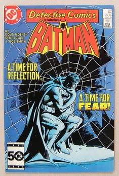 Detective Comics starring Batman issue 560