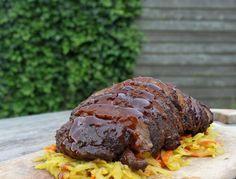 Babi Pangang van de BBQ? Ja het kan! Ik maakte het misschien wel meest gegeten gerecht bij de Chinees gewoon in mijn achtertuin. Heerlijk!