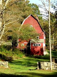 Old barn near Chester,VT