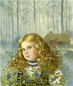 Mes Images: Illustrations de Ruth Sanderson Images !