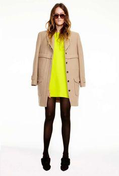 The Jenni Kayne F/W 2012 Lookbook Features Fresh Hues #capes trendhunter.com